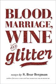 blood marriage wine glitter