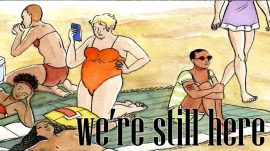 we're still here trans comics